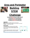 Building Construction - Applying Knowledge of Area and Per