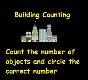 Building Counting Activity