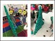 Building Cup Tower Activity
