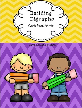 Building Digraphs (Cookie Sheet Activity)