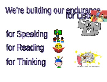Building Endurance