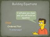 Building Equations CC 8.EE.6
