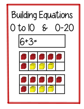 Building Equations to 10 and 20