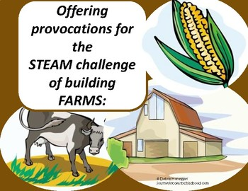 Building FARMS: Provocations and Challenges for STEAM