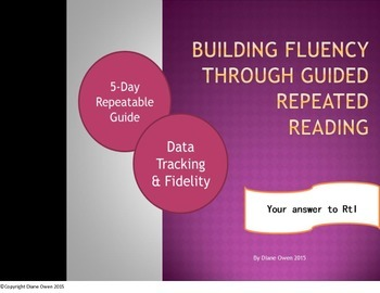 Building Fluency Through Guided Repeated Reading