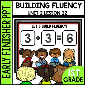 Early Finishers Activities | Building Fluency [addition sentences]