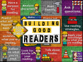 Building Good Readers Bulletin Board