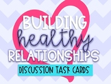 Getting to Know You Back to School Discussion Cards