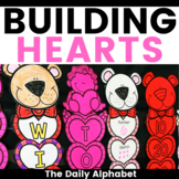 Building Hearts: A Valentine's Day Activity