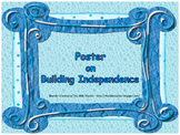Building Independence Poster