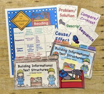 Building Informational Text Structures