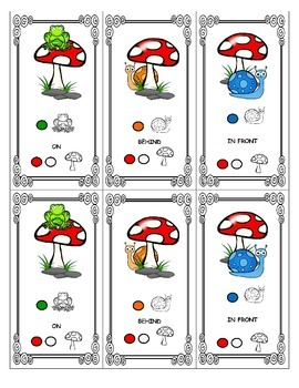 Building Language and Syntax: Speech and Language Therapy Spring Theme Games