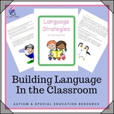 Building Language in the Classroom (Strategies)