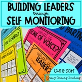 Building Leaders through Self Monitoring (Classroom Community)