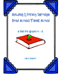 Building Literacy through a Read Aloud/Think Aloud