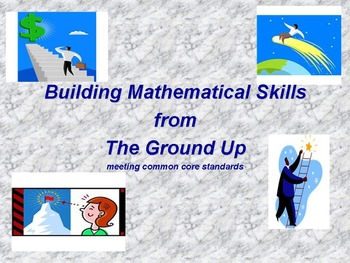 Building Math Skills from the Ground Up.