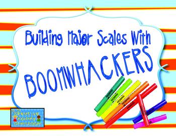 Building Major Scales with Boomwhackers - Prepare/Present Fa and Ti