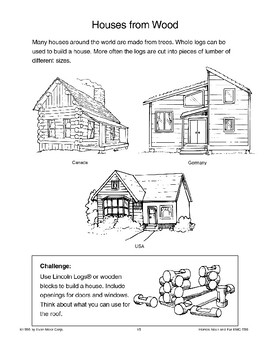 Building Materials for Houses