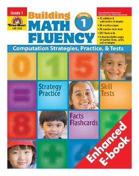 Building Math Fluency, Grade 1