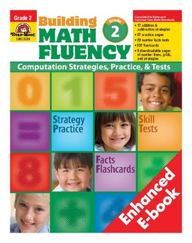Building Math Fluency, Grade 2