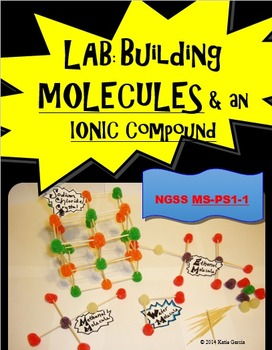 Building Molecules and An Ionic Compound Lab