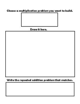 Building Multiplication Problems