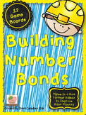 Building Number Bonds Practice Games for the Numbers 5-16