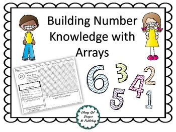 Building Number Knowledge with Arrays 3.OA.1