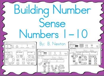 Building Number Sense (1-10)