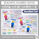 Building Number Sense | Activity Mats for Numbers 1-20