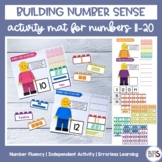 Building Number Sense | Activity Mats for Numbers 11-20