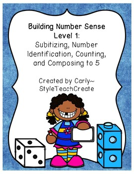Building Number Sense - Level 1