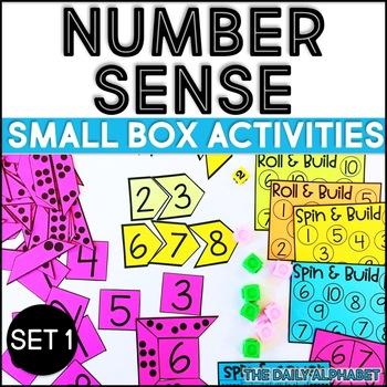 Building Number Sense: Small Box Activities