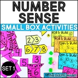 Building Number Sense: Small Box Activities