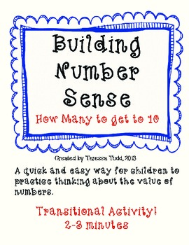 Building Number Sense Through Compatible Numbers