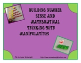 Building Number Sense and Mathematical Thinking with Manip