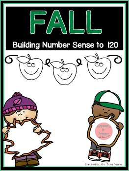 Building Number Sense to 120 Fall Activities