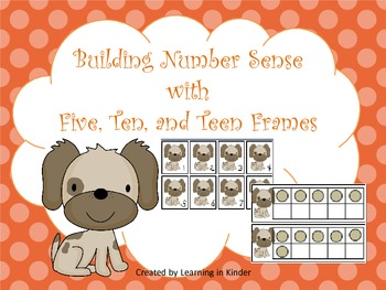 Building Number Sense with Five, Ten and Teen Frames