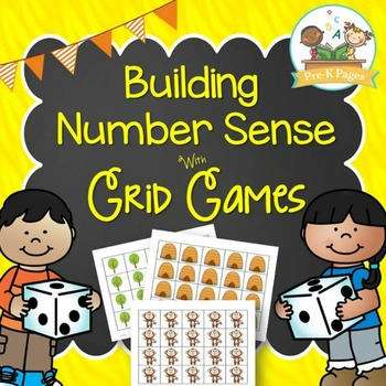 Building Number Sense with Grid Games