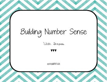 Building Number Sense with Shapes