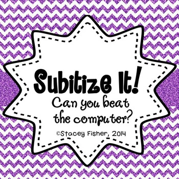 "Subitize It!  Build Number Sense with a ""Magic"" PowerPoint"