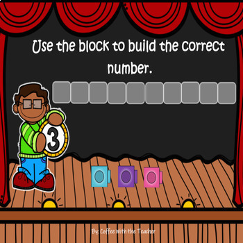 Building Numbers 1-10 (Smart Notebook)
