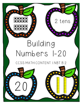 Building Numbers 1-20