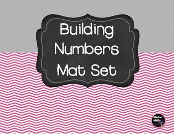 Building Numbers 1.NBT.B.2  2.NBT.A.1