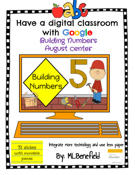 Building Numbers - August Center (in Google: Digital and Interactive)