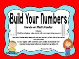 Building Numbers Center CCSS Numbers and Operations in Base 10
