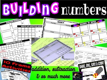 Building Numbers || Working Mats