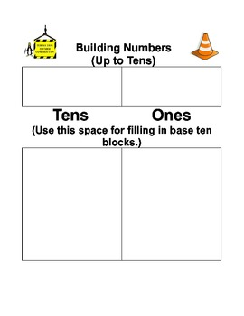 Building Numbers and Understanding Place Value