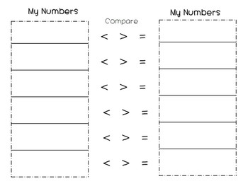 Building Numbers to 120 Differentiated Partner Game or Center