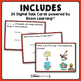 Building Objects & The Engineering Process Digital Task Cards + Reading Passage